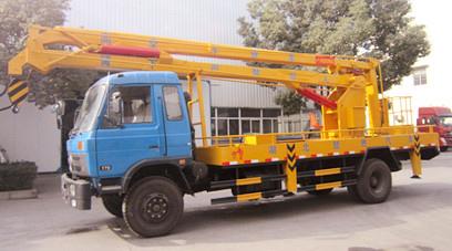 东风145 24米高空作业车