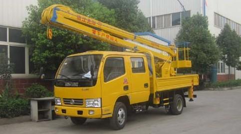 东风福瑞卡14米高空作业车