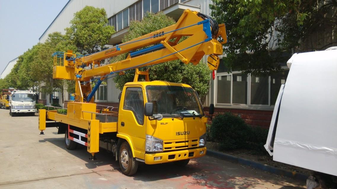 五十铃18米高空作业车(国四)