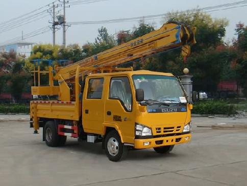 庆铃12米高空作业车(国四)