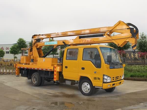 庆铃18米高空作业车(国四)