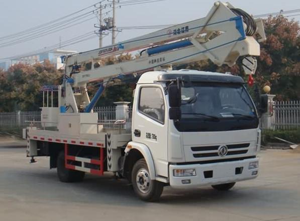 东风多利卡18米高空作业车(国四)