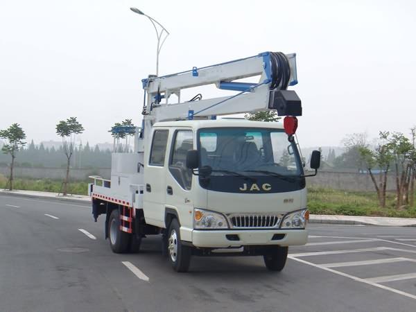 江淮16米高空作业车(国四)