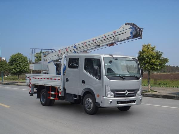 东风12米高空作业车(国四)
