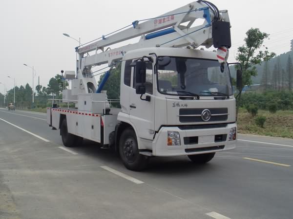 东风天锦20米高空作业车(国四)