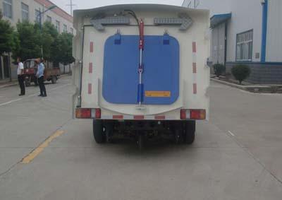 江铃道路清扫车图片