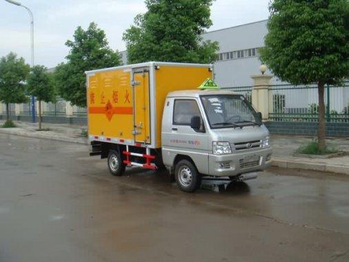福田驭菱爆破器材运输车