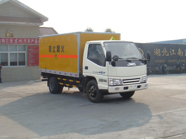 江铃爆破器材运输车(3.2吨)