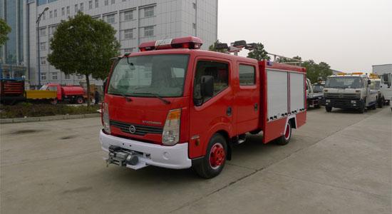 凯普斯达工程抢险救援消防车