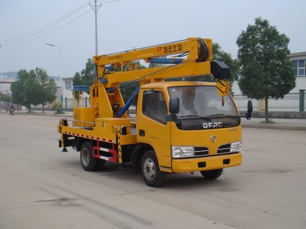 东风多利卡12米高空作业车(单排)