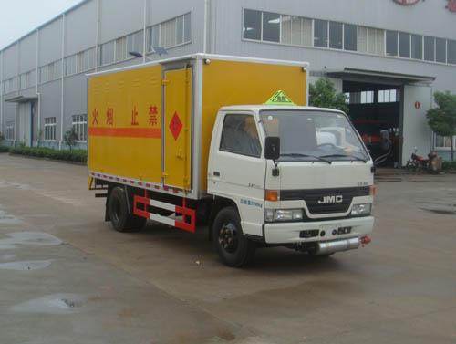 江铃顺达爆破器材运输车(4.1米)