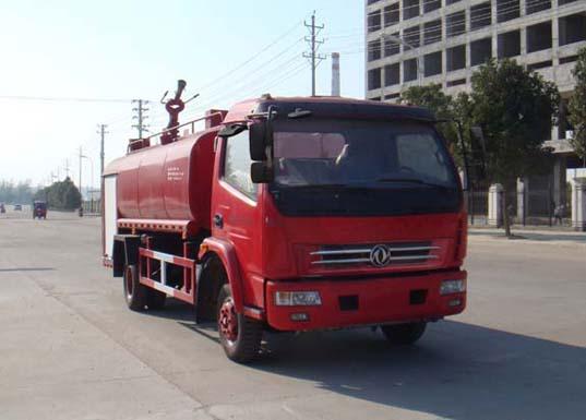 东风多利卡国五消防洒水车
