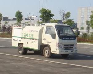福田国五2吨消防洒水车