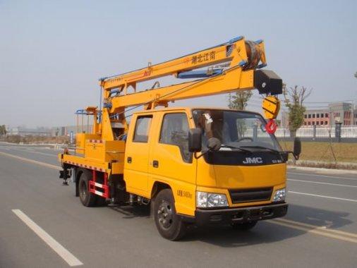 国五江铃14米高空作业车(国五)(14米)