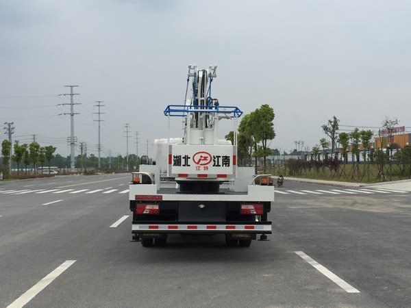 江铃凯锐18米高空作业车图片