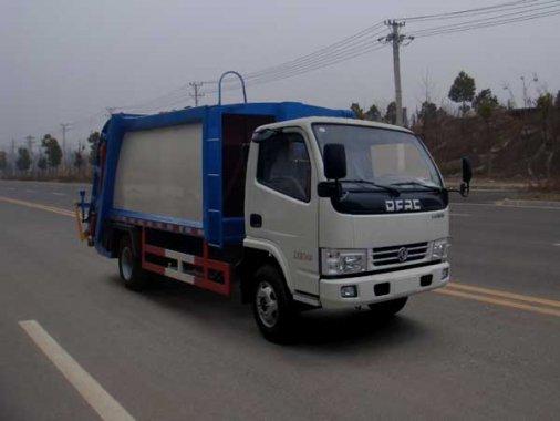东风小多利卡压缩式垃圾车(国五)