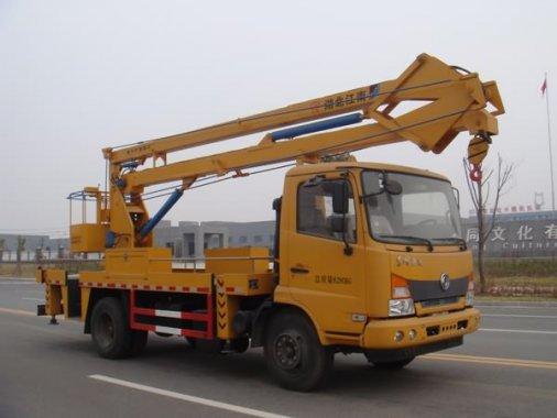 东风嘉运18米高空作业车(国五)