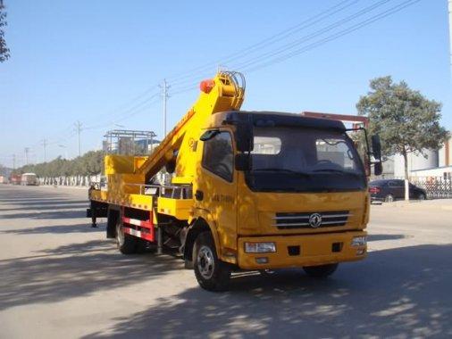 东风多利卡20米伸缩臂式高空作业车(国五)