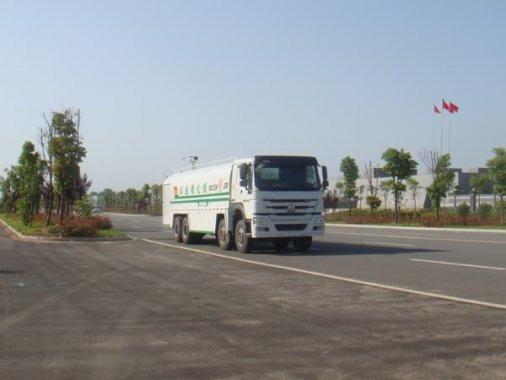 豪沃前四后八25吨供水消防车(国五)