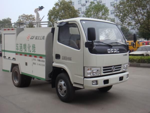 东风2.5吨消防洒水车(国五)