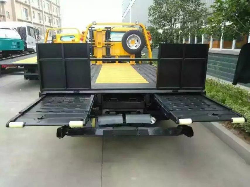 超大型拖车底盘结构图片大全