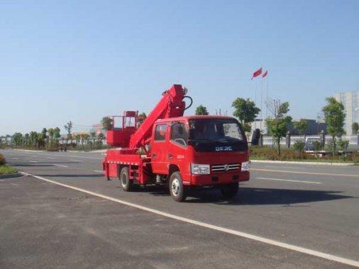 东风14米直臂式高空作业车(国五)