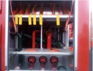 JDF5190GXFGP70/Z型干粉泡沫联用消防车管路系统