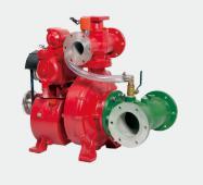 JDF5190GXFGP70/Z型干粉泡沫联用消防车消防泵