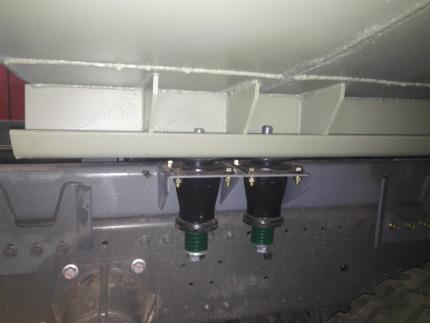 JDF5190GXFGP70/Z型干粉泡沫联用消防车水罐