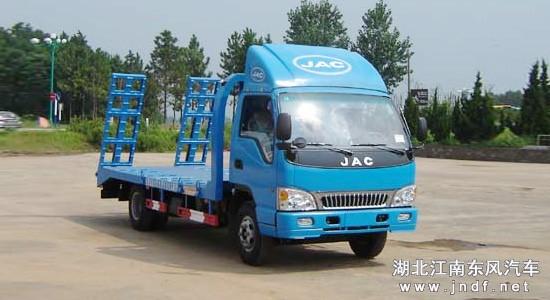 江淮HFC1081平板拖车