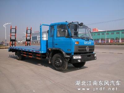 东风153豪华型平板运输车