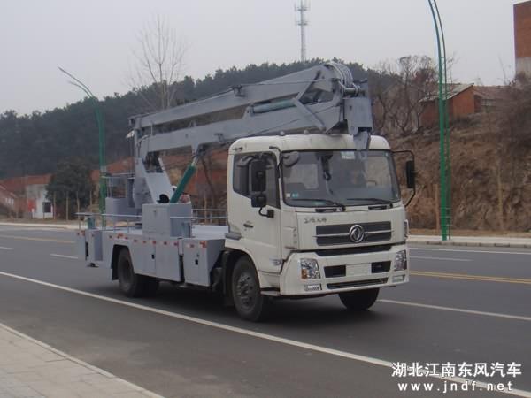 东风天锦高空作业车(20-22米)