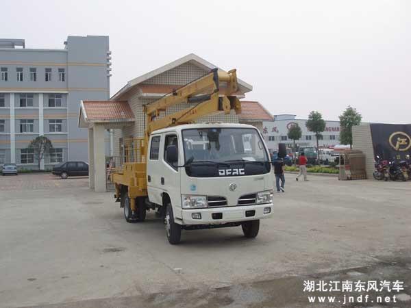 东风金霸高空作业车(14米)