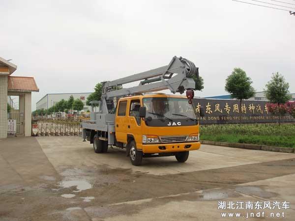 江淮高空作业车(18米)
