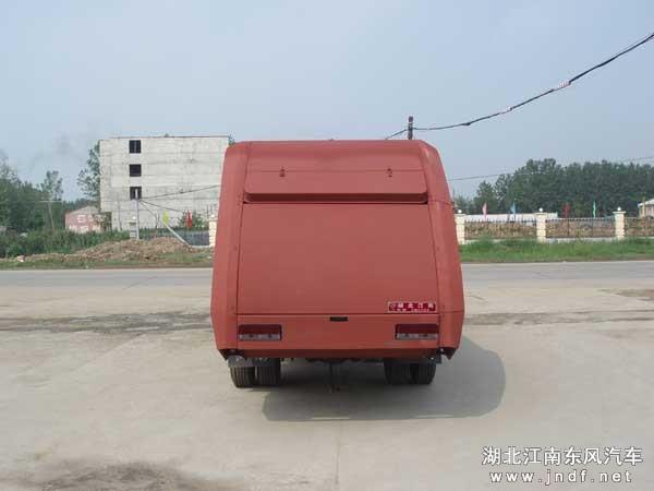 东风金霸压缩式垃圾车