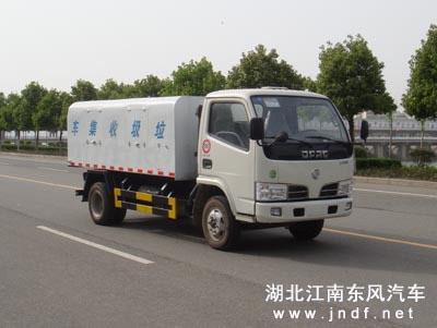 东风多利卡垃圾收集车