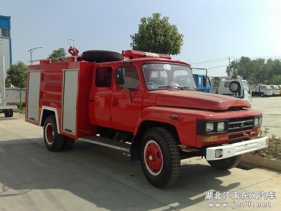 东风尖头泡沫消防车(3.5吨)