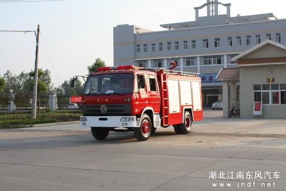 东风145泡沫消防车(5吨)