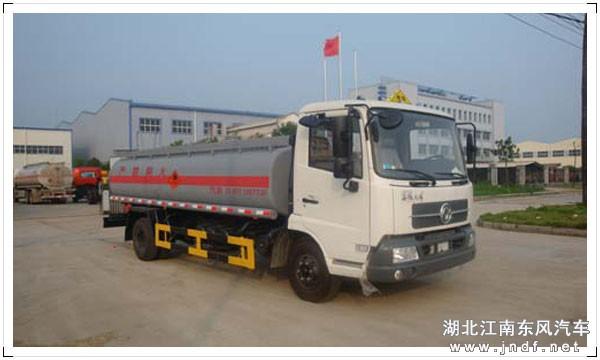 东风小天锦油罐车(10-12m³)
