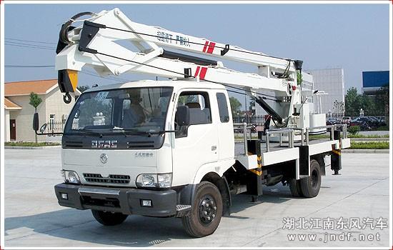 东风多利卡高空作业车(举升高度18米)
