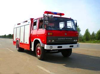东风145泡沫消防车(5T)