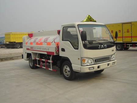 江淮骏铃小型加油车