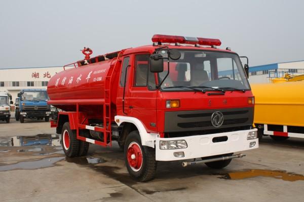 东风145消防洒水车(8T)