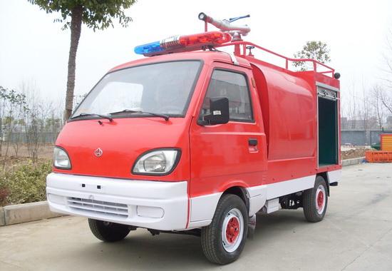 长安之星微型水罐消防车