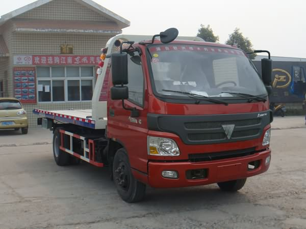 湖北江南东风专用特种汽车改装厂高清图片