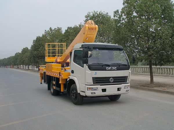 东风多利卡直臂式高空作业车