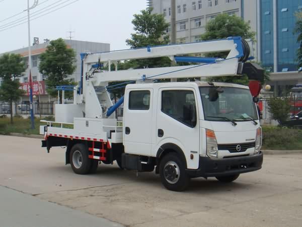 东风日产国四高空作业车(16米)