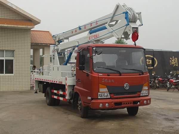 东风嘉运16-18米高空作业车